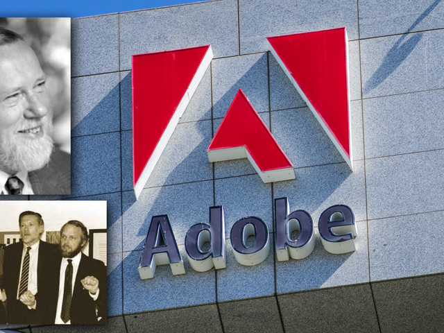 Adobe Founder Charles Geschke Dies at 81