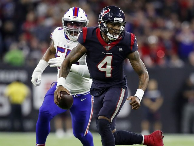 Deshaun Watson Used All of His Magic to Drag the Texans Past the Bills