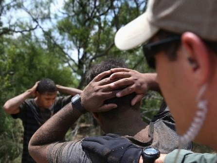 Border Patrol Agents Assaulted by Suspected Human Smuggler After Pursuit, Says CBP