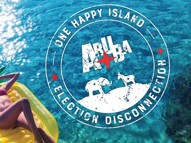 Aruba is offering an 'election disconnection experience' to attract more visitors in 2020