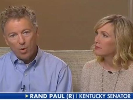 """Rand Paul: """"Left Wing Mob Wishes I Was Dead"""""""