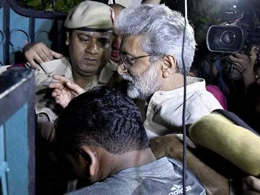 Gautam Navlakha Gets Interim Protection From Arrest Till December 2