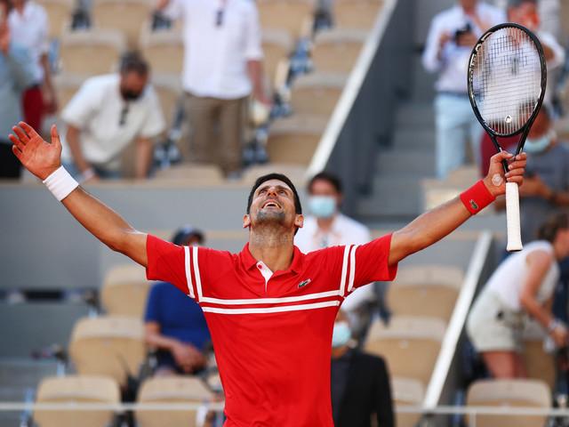 Novak Djokovic storms back to win French Open over Stefanos Tsitsipas in thriller