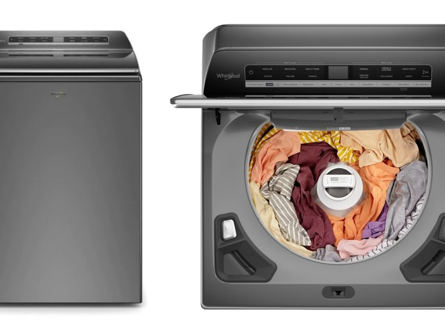 Whirlpool WTW8127LC Top-Load Washing Machine Review