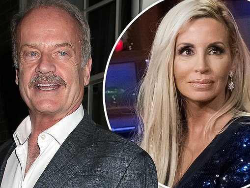 Kelsey Grammer responds to claim that he never reached out to ex-wife Camille Grammer after wildfire