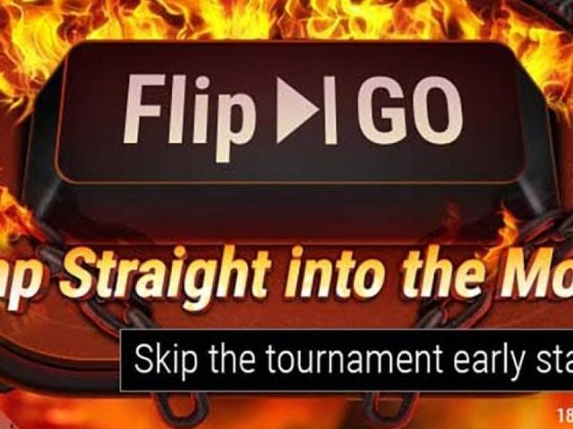 Flip & Go: divertida y diferente manera de jugar