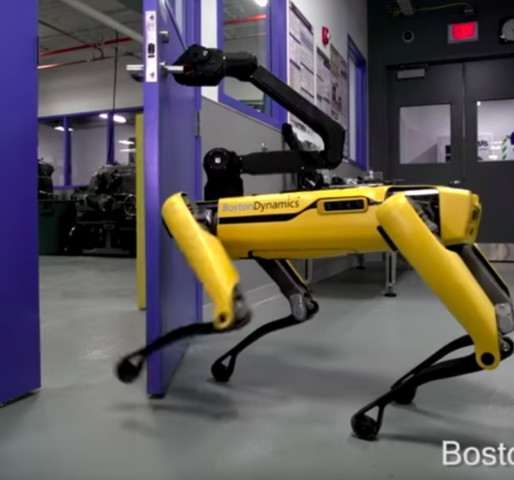 The Robot Dog That Can Open a Door Is Even More Impressive Than It Looks