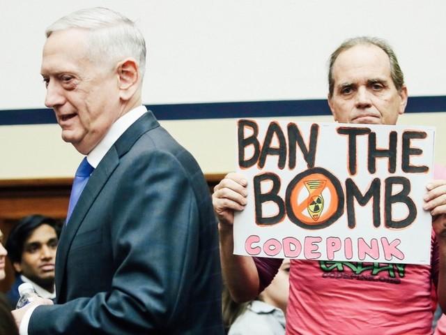Mattis Goes Nuclear