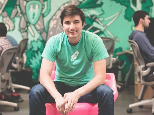 The founders of Robinhood, a no-fee stock-trading app, were initially rejected by 75 venture capitalists — now their startup is worth $1.3 billion
