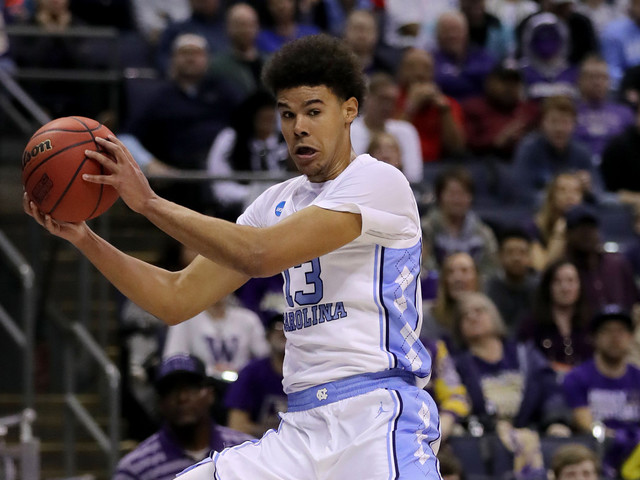 North Carolina looks unstoppable in March Madness statement