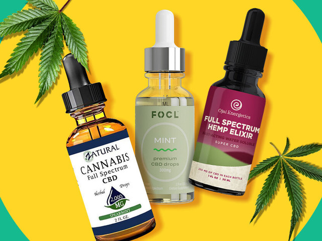 The Best CBD Oil for Back Pain 2021: 7 Products for the Cannabidiol-Curious