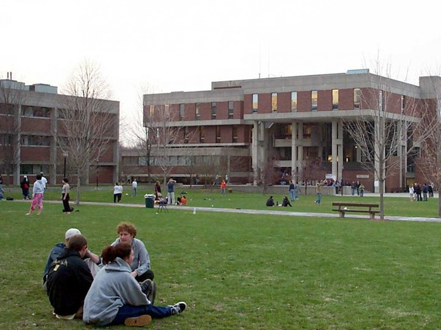 Hampshire College looks for partner, may not enroll freshmen in fall