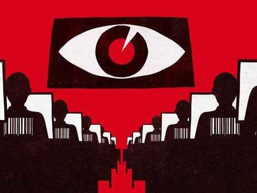 China's White Collar Workers Face Invasive Surveillance By 'Big Tech' Overlords