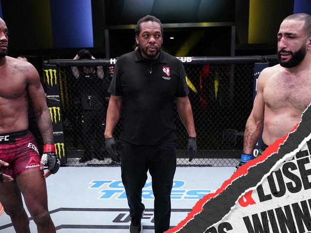 UFC Vegas 21: Edwards vs. Muhammad - Winners and Losers