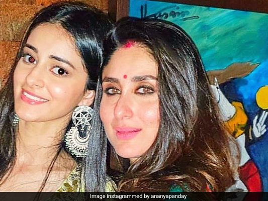Ananya's Birthday Wish For Kareena Comes With A 'Jab We Met' Reference