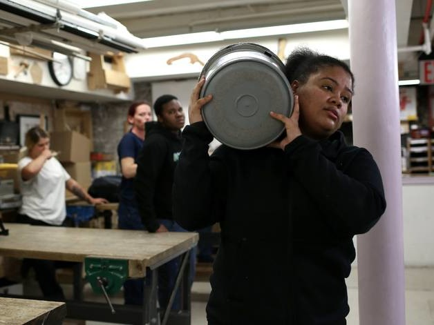 Yes They Can! Program Boosts Number of Women Construction Workers