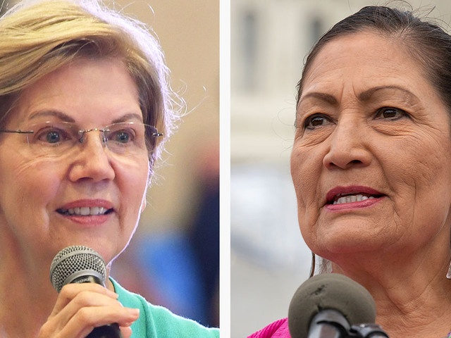 Warren Unveils Plan to Help Native Americans