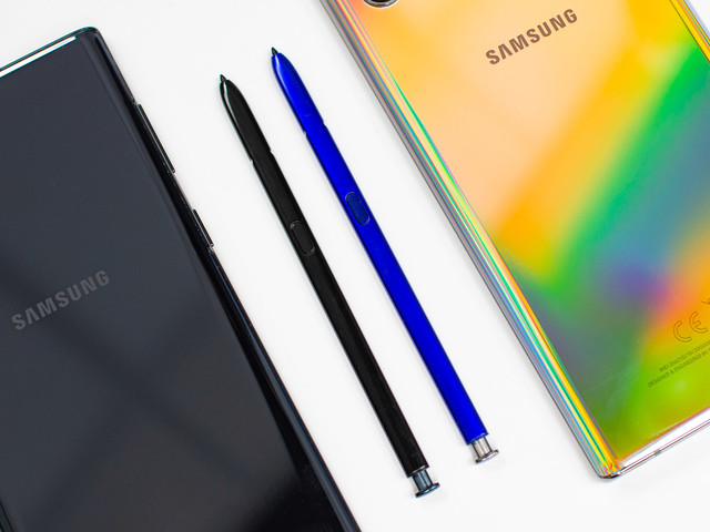 The Galaxy Note 20 may have a larger battery to back its 120Hz display and 5G specs, after all