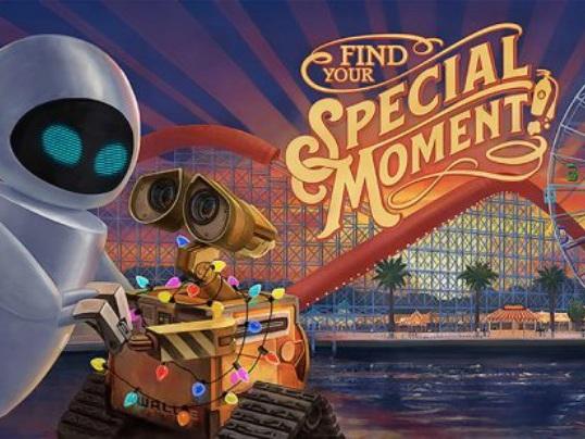California Adventure Reveals Two of Pixar Pier's Themed Billboards