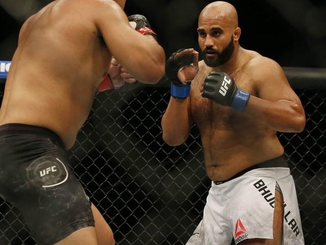 Arjan Singh Bhullar says 'kushti' wrestling helped prep him for MMA