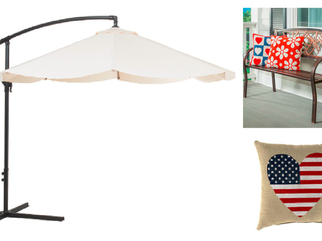 Patio Perfection up to 45% off + Extra 15% off Today Only at Zulily!