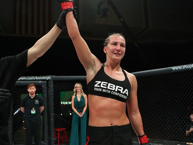 MMA pioneer Kaitlin Young gets title shot at Invicta FC 36