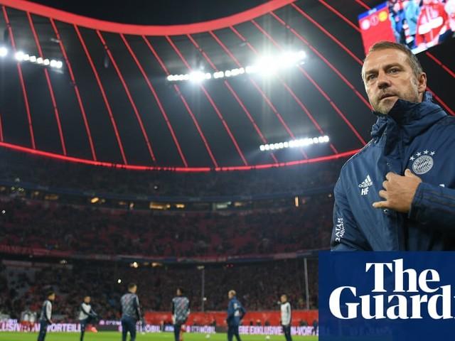 Hansi Flick weaves magic as Borussia Dortmund curse their Bayern jinx | Andy Brassell