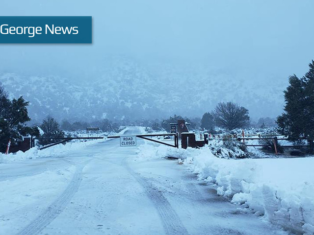 Weather alert: Winter storm warning issued for 5 Southern Utah counties