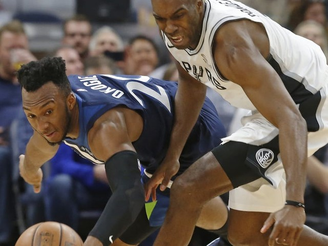 Wolves rookie Josh Okogie adjusting his game to being a starter