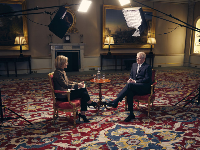 Prince Andrew Steps Back From Public Duties After Disastrous BBC Interview