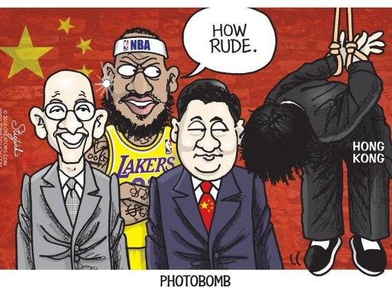The Uighurs, China, & The Lucrative Hypocrisy Of LeBron James And The NBA