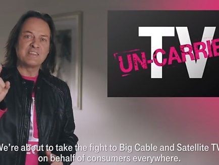 T-Mobile Jumps Into the TV Business, Will Challenge Cable -