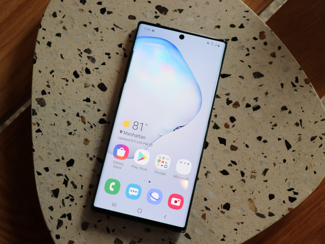 One of the Galaxy Note 10's best new features has already been hacked to run on other Samsung phones