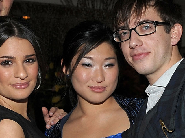 Lea Michele & 'Glee' Stars Reminisce About Getting In Trouble While Filming the Pilot Episode