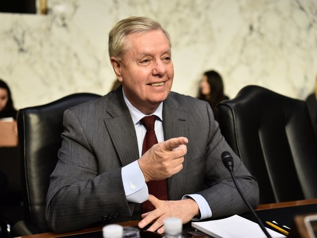 Has the media launched a 'whisper campaign' against Sen. Lindsey Graham?