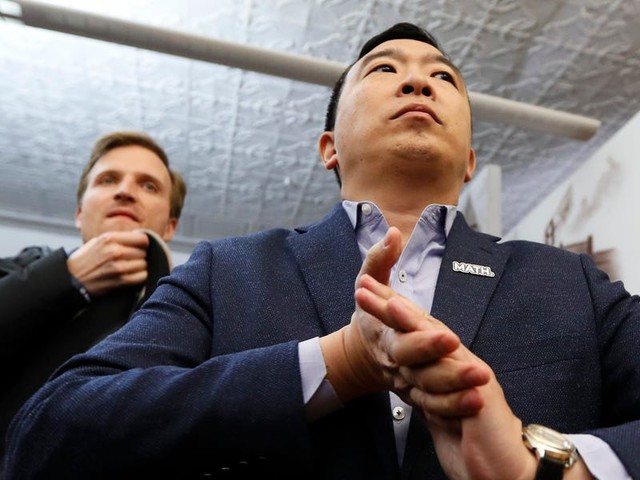 Andrew Yang's campaign manager had zero political experience. This is how he built an insurgent candidacy that outlasted powerful rivals.