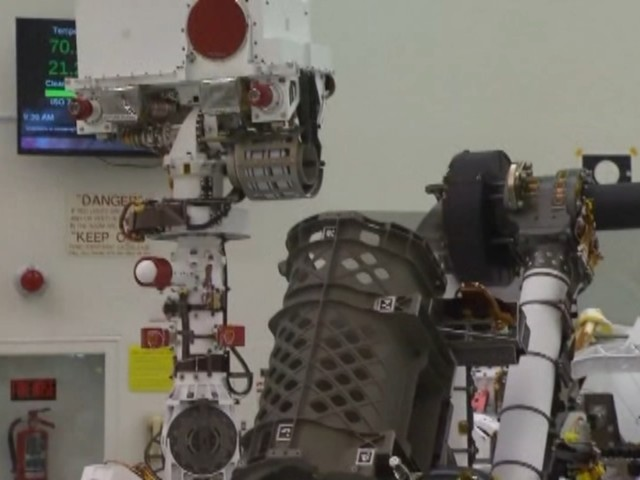 Help NASA name the Mars 2020 rover