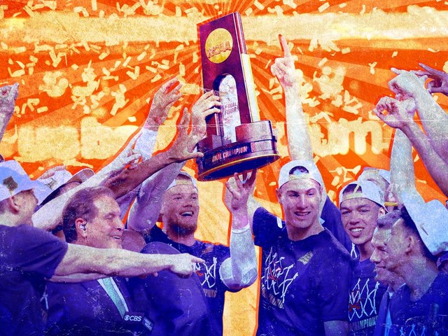 Virginia Won Its First National Title and Rewrote Its Program Legacy