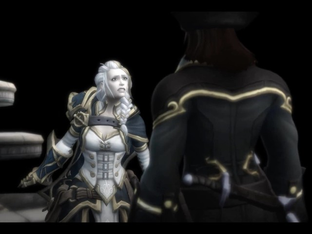 Analysis of the Jaina Visions Cinematic Including Warcraft III References