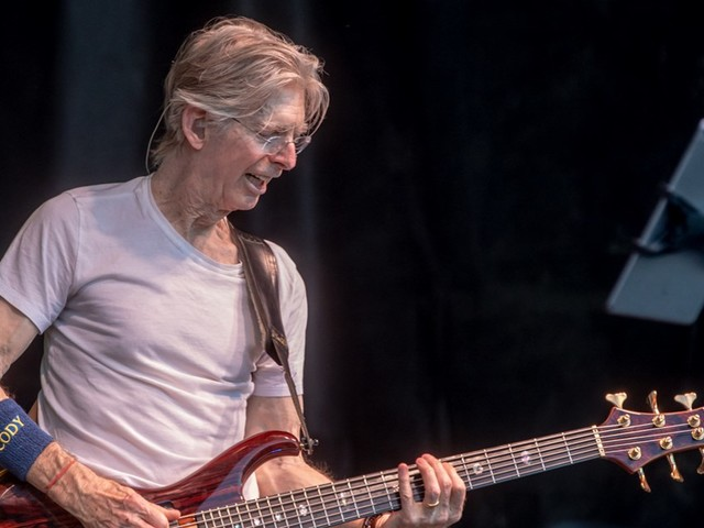 Phil Lesh & Friends Announce 'This Date In Grateful Dead History' Webcasts