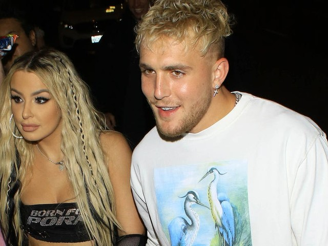 Jake Paul said his 'wife' Tana Mongeau didn't deserve her 'Creator of the Year' Streamy award over MrBeast, and she says she agrees