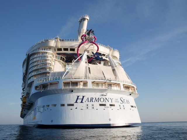 Why do cruise ships float?