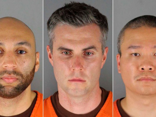 Judge Postpones Trial For 3 Ex-Cops Charged In George Floyd's Death