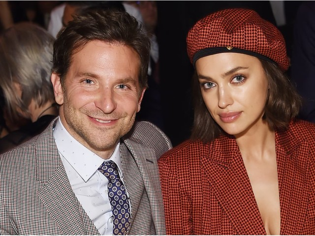 Bradley Cooper and Irina Shayk Look Like a Modern-Day Bonnie and Clyde at the NBR Gala