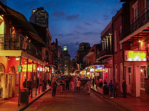 The Shorthaul – jetBlue – $198: Boston – New Orleans (and vice versa). Roundtrip, including all Taxes