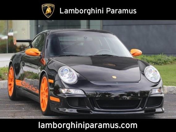 2007 Porsche 911--GT3--RS