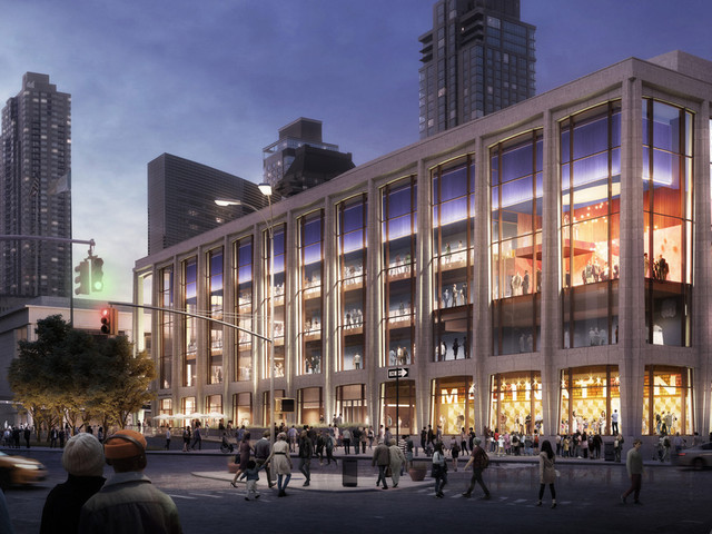 The Plans for David Geffen Hall and What They Mean for the Music Within