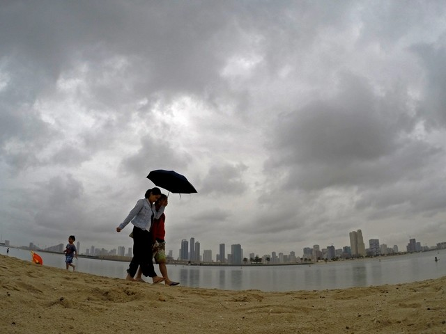 Weather alert issued for residents in UAE