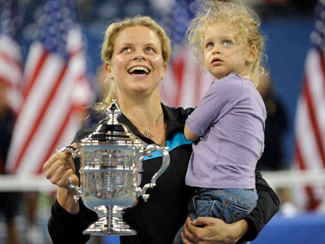 Opinion: Don't bet against Kim Clijsters in her tennis comeback at age 36