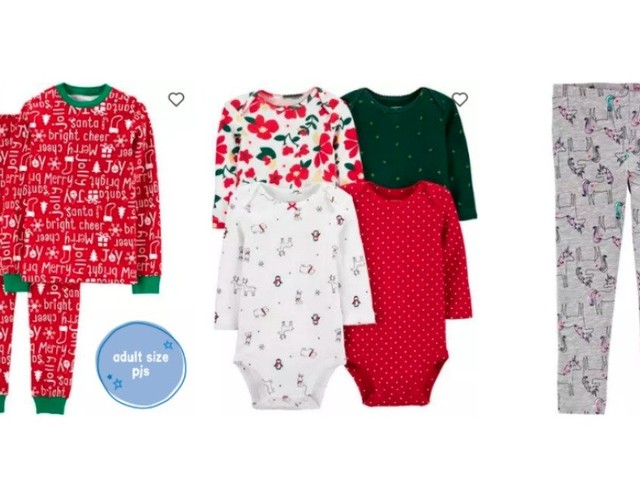 BOGO Carter's Clearance – Prices Starting at $1.25 + Free Shipping